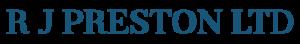 RJ Preston Logo